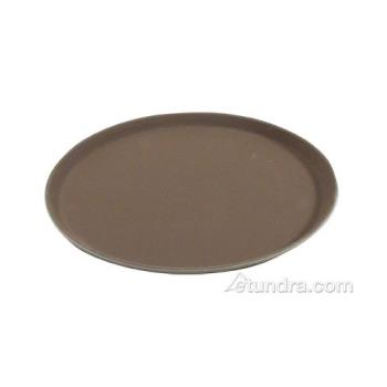 86363 - Carlisle - 1600GR076 - 16 in Griptite™ Round Tan Serving Tray Product Image