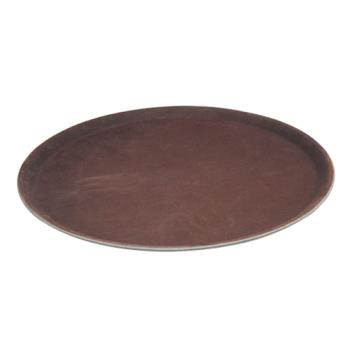 WINTRH2722 - Winco - TRH-2722 - 22 in x 27 in Brown Serving Tray Product Image
