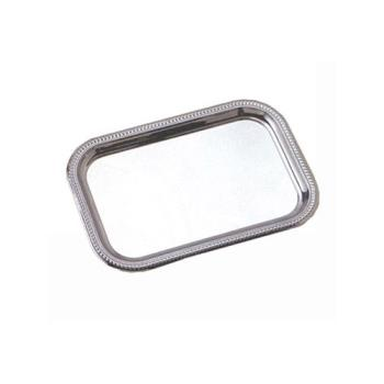 AMMSSTRT22 - American Metalcraft - SSTRT22 - Royal Touch™ 18 in x 12 in Stainless Steel Tray Product Image