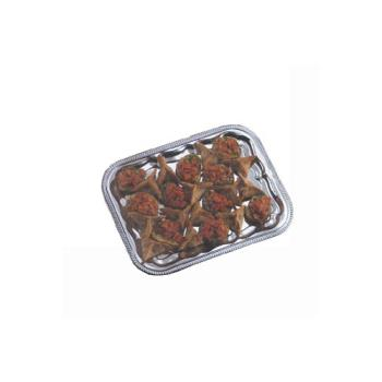 AMMSTRT1612 - American Metalcraft - STRT1612 - Affordable Elegance™ 16 in x 12 in Chrome Tray Product Image