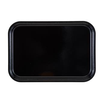 76234 - Cambro - 913MT110 - 8 7/8 in x 12 3/4 in Black Market Tray Product Image