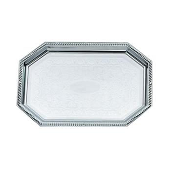 59065 - Vollrath - 47263 - 20 in x 13 3/4 in Octagonal Odyssey™ Tray Product Image