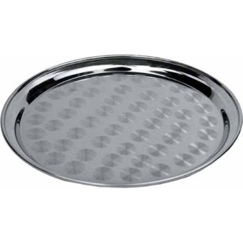 WINSTRS12 - Winco - STRS-12 - 12 in Round Serving Tray Product Image