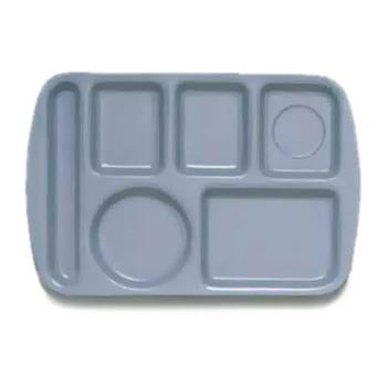 GETTL151FB - GET Enterprises - TL-151-FB - 14 3/4 in x 9 1/2 in Franch Blue Cafeteria Tray Product Image