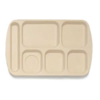 GETTL151T - GET Enterprises - TL-151-T - 14 3/4 in x 9 1/2 in Tan Cafeteria Tray Product Image