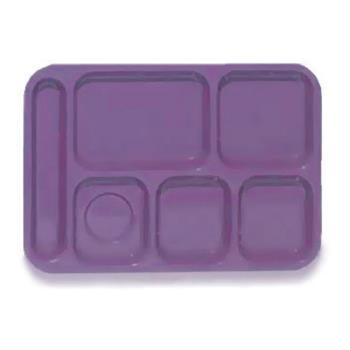 GETTL152PB - GET Enterprises - TL-152-PB - 10 in x 14 in Peacock Blue Cafeteria Tray Product Image