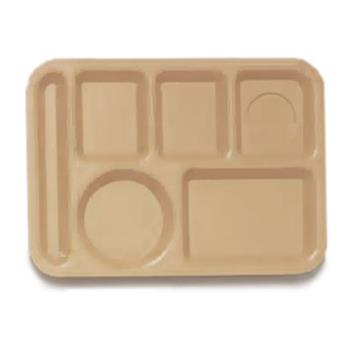 GETTL153T - GET Enterprises - TL-153-T - 10 in x 14 in Tan Cafeteria Tray Product Image