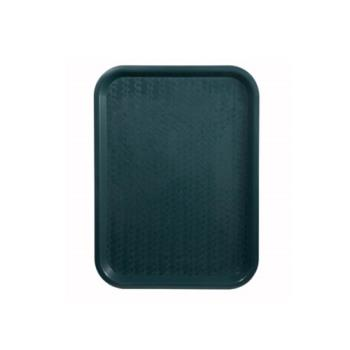 WINFFT1216G - Winco - FFT-1216G - 12 in x 16 in Green Fast Food Tray Product Image