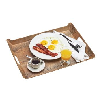 CLM356347M - Cal-Mil - 3563-47M - 20 in x 15 1/2 in Room Service Tray Product Image