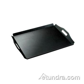 CLM930113 - Cal-Mil - 930-1-13 - 22 1/2 in x 17 in Black Room Service Tray Product Image