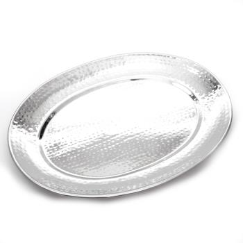 AMMHMOST1520 - American Metalcraft - HMOST1520 - 15 1/2 in x 20 in Stainless Steel Tray Product Image