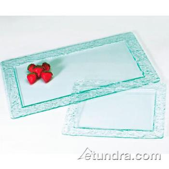 CLM12451243 - Cal-Mil - 1245-12-43 - 12 in x 20 in Glass Platter Product Image