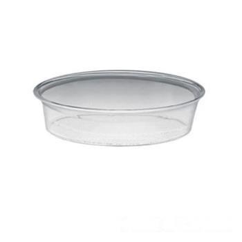 CLM31615 - Cal-Mil - 316-15 - Turn N Serve 15 in Round Clear Tray Product Image