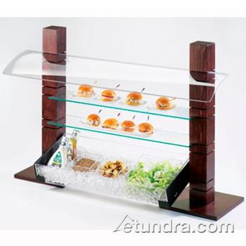 CLMC732GLASS - Cal-Mil - C732GLASS - 32 in x 7 in Glass Shelf Product Image
