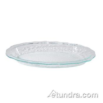 "GMDGL751G - Cal-Mil - GL751-G - Glacier 10"" x 17"" Oval Green Tint Acrylic Platter Product Image"