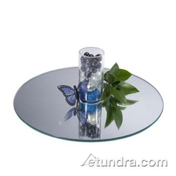 "GMDGT12 - Cal-Mil - GT12 - 12"" Round Glass Mirror Centerpiece Product Image"