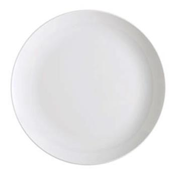 GET2075W - GET Enterprises - 207-5-W - Siciliano White 10 1/2 in Plate Product Image