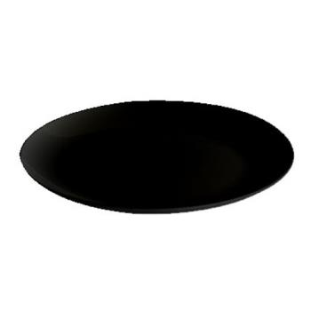 GETML243BK - GET Enterprises - ML-243-BK - Siciliano Black 24 in Display Platter Product Image
