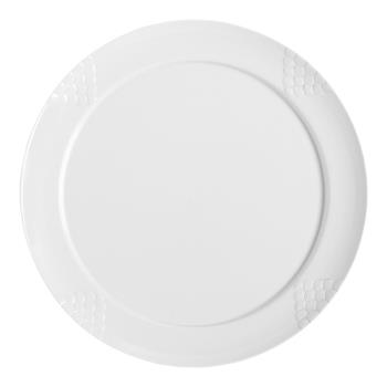 GETRP18W - GET Enterprises - RP-18-W - Sonoma White 18 in Plate Product Image