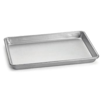 TAB913AS - Tablecraft - 913AS - 1/4 Size Aluminized Steel Sheet Pan Server Product Image