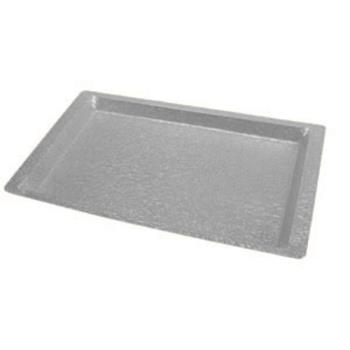 WINAST1S - Winco - AST-1S - Full Size Silver Display Tray Product Image