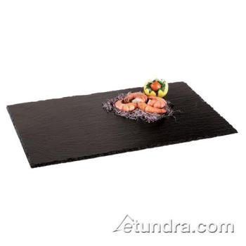 "WOR4158545 - World Cuisine - 41585-45 - 11 3/4"" x 17 7/8"" Slate Tray Product Image"