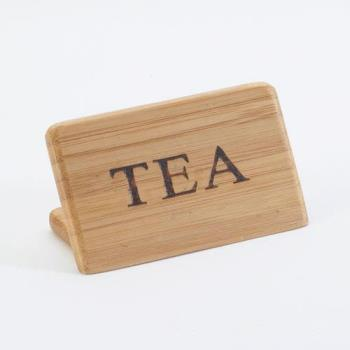 CLM6064 - Cal-Mil - 606-4 - Bamboo Tea Sign Product Image