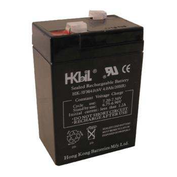 42381 - Commercial - 4 Amp/Hr Emergency Exit Light Battery Product Image