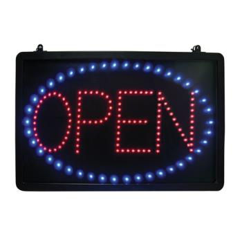 UPDLEDOPEN - Update - LED-OPEN - Open Sign Product Image