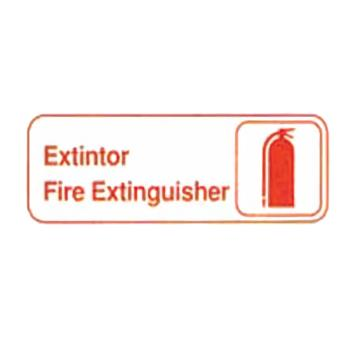 TAB394582 - Tablecraft - 394582 - Fire Extinguisher Product Image