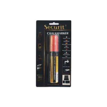 AMMBLSMA720RD - American Metalcraft - BLSMA720RD - Big Tip Red Chalk Marker Product Image
