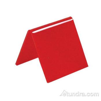 86406 - Commercial - Red Table Tent Product Image