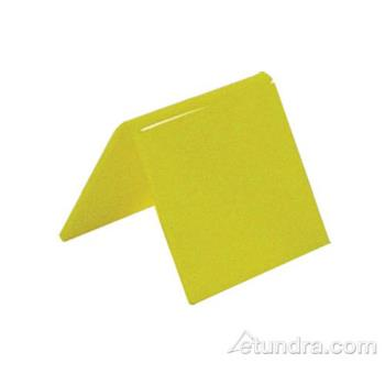 86407 - Commercial - Yellow Table Tent Product Image
