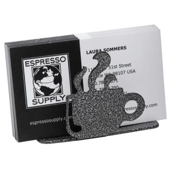 ESP05443 - Espresso Supply - 05443 - Coffee Cup Card Holder Product Image