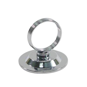 86465 - Update - MH-RCHB - Chrome Plated Table Number Holder Product Image
