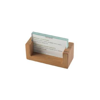 CLM15103260 - Cal-Mil - 1510-32-60 - 3 1/2 in x 2 in Tabletop Card Holder Product Image