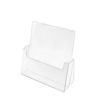 CLM208 - Cal-Mil - 208 - 4 in x 8 in Brochure Holder Product Image