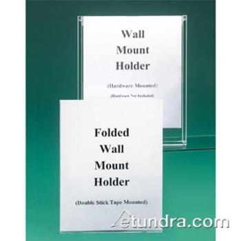 CLM214 - Cal-Mil - 214 - U-Style Wall Mount Card Holder Product Image