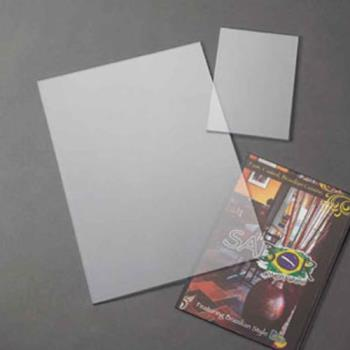 AMMPVCME - American Metalcraft - PVCME - Securit® 6 in x 9 in PVC Insert Product Image