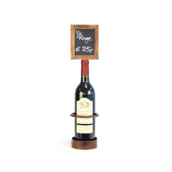 76375 - American Metalcraft - WBWR1 - 5 in x 9 in Bottle Display Product Image