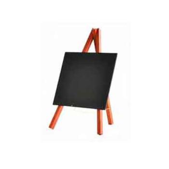 AMMMNIMKR - American Metalcraft - MNIMKR - 6 in x 10 in Mahogany Chalkboard Product Image