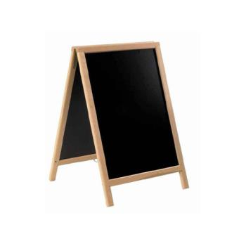 76391 - American Metalcraft - SBDB85 - 22 in x 34 in Plain Sandwich Board Product Image