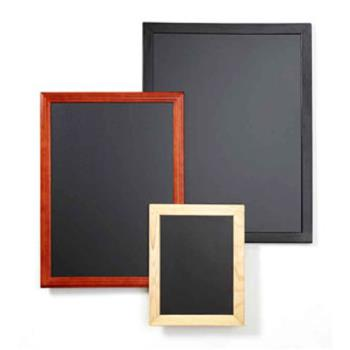 AMMWBUBL70 - American Metalcraft - WBUBL70 - Securit® 28 in x 36 in Black Wall Board Product Image