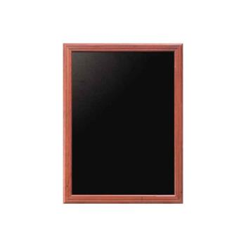 75744 - American Metalcraft - WBUM60 - 24 in x 31 in Mahogany Wall Board Product Image