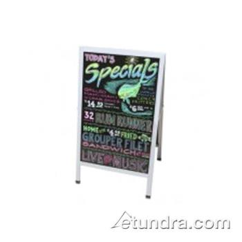 "CFM90034 - Chef-Master - 90034 - 45"" x 27"" Aluminum Sandwich Board Product Image"