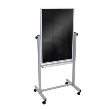 LUXBM3040M - Luxor - BM3040M - Two-Sided Mobile Black Marker Board Product Image