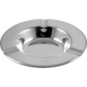 ITWITWIIIZ - ITI - ITW-III-Z - .7mm Stainless Steel Round Ash Tray Product Image