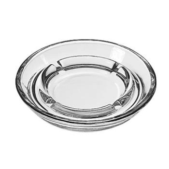 LIB5164 - Libbey - 5164 - 5 in Round Glass Safety Ashtray Product Image
