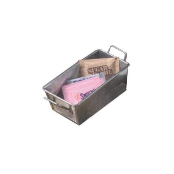 AMMGSP35 - American Metalcraft - GSP35 - Galvanized Sugar Packet Holder Product Image