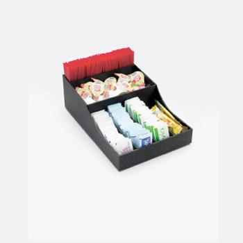 CLM1259 - Cal-Mil - 1259 - 3 Section Coffee Organizer Product Image